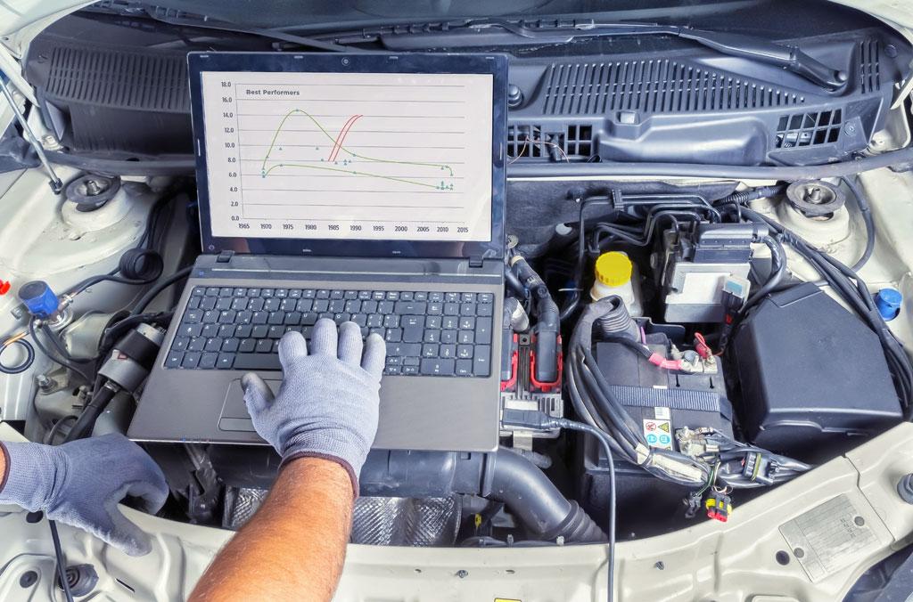 Jahresinspektion Verlangern Sie Die Lebensdauer Bei Ihrem Auto